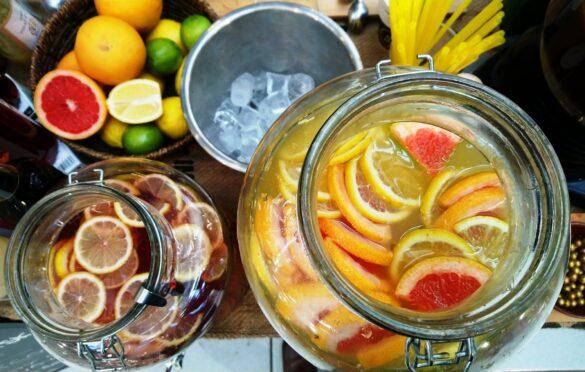 Pomarančové bowle: Skvelý nápoj na sobotný večer s priateľmi!