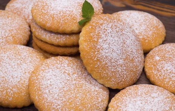 Tieto cookies milujú všetci! Úžasne jemné, každé sústo sa vám rozpadáva na jazyku!